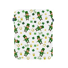 St Patricks Day Pattern Apple Ipad 2/3/4 Protective Soft Cases