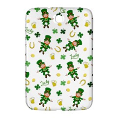 St Patricks Day Pattern Samsung Galaxy Note 8 0 N5100 Hardshell Case