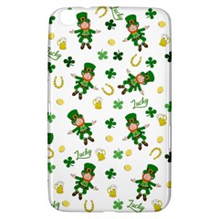 St Patricks Day Pattern Samsung Galaxy Tab 3 (8 ) T3100 Hardshell Case