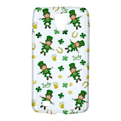 St Patricks Day Pattern Galaxy S4 Active
