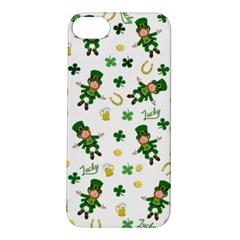 St Patricks Day Pattern Apple Iphone 5s/ Se Hardshell Case