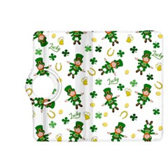 St Patricks Day Pattern Kindle Fire Hdx 8 9  Flip 360 Case