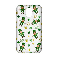 St Patricks Day Pattern Samsung Galaxy S5 Hardshell Case