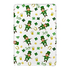 St Patricks Day Pattern Samsung Galaxy Tab Pro 10 1 Hardshell Case