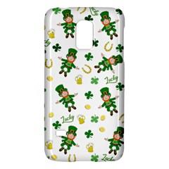 St Patricks Day Pattern Galaxy S5 Mini