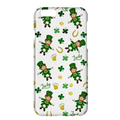 St Patricks Day Pattern Apple Iphone 6 Plus/6s Plus Hardshell Case
