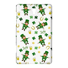 St Patricks Day Pattern Samsung Galaxy Tab S (8 4 ) Hardshell Case