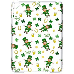 St Patricks Day Pattern Apple Ipad Pro 9 7   Hardshell Case