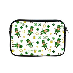 St Patricks Day Pattern Apple Macbook Pro 13  Zipper Case