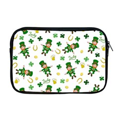 St Patricks Day Pattern Apple Macbook Pro 17  Zipper Case