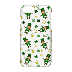 St Patricks Day Pattern Apple Iphone 8 Hardshell Case