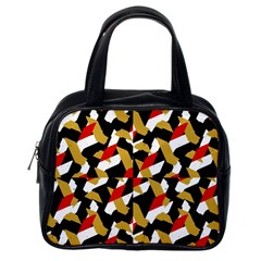 Colorful Abstract Pattern Classic Handbags (one Side)