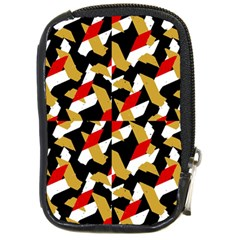 Colorful Abstract Pattern Compact Camera Cases