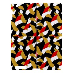 Colorful Abstract Pattern Apple Ipad 3/4 Hardshell Case