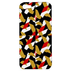 Colorful Abstract Pattern Apple Iphone 5 Hardshell Case