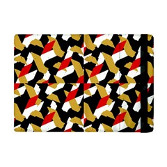 Colorful Abstract Pattern Apple Ipad Mini Flip Case
