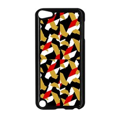 Colorful Abstract Pattern Apple Ipod Touch 5 Case (black)