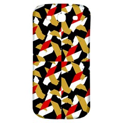 Colorful Abstract Pattern Samsung Galaxy S3 S Iii Classic Hardshell Back Case
