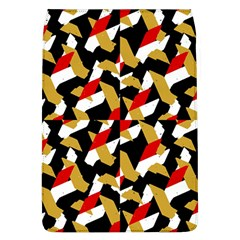 Colorful Abstract Pattern Flap Covers (l)