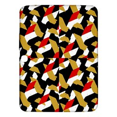 Colorful Abstract Pattern Samsung Galaxy Tab 3 (10 1 ) P5200 Hardshell Case