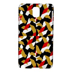 Colorful Abstract Pattern Samsung Galaxy Note 3 N9005 Hardshell Case