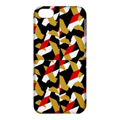 Colorful Abstract Pattern Apple Iphone 5c Hardshell Case