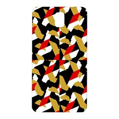 Colorful Abstract Pattern Samsung Galaxy Note 3 N9005 Hardshell Back Case