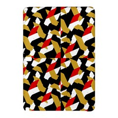 Colorful Abstract Pattern Samsung Galaxy Tab Pro 10 1 Hardshell Case