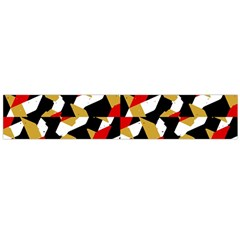 Colorful Abstract Pattern Large Flano Scarf