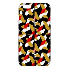 Colorful Abstract Pattern Iphone 6 Plus/6s Plus Tpu Case