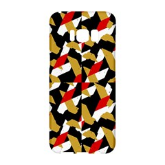 Colorful Abstract Pattern Samsung Galaxy S8 Hardshell Case
