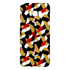 Colorful Abstract Pattern Samsung Galaxy S8 Plus Hardshell Case