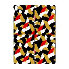 Colorful Abstract Pattern Apple Ipad Pro 10 5   Hardshell Case
