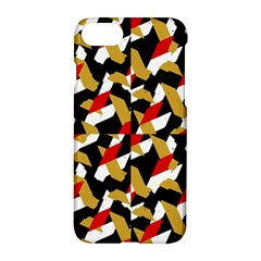 Colorful Abstract Pattern Apple Iphone 8 Hardshell Case
