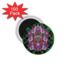 The Most Beautiful Planet Is Earth On The Sky 1 75  Magnets (100 Pack)