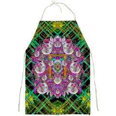 The Most Beautiful Planet Is Earth On The Sky Full Print Aprons