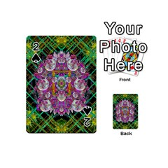The Most Beautiful Planet Is Earth On The Sky Playing Cards 54 (mini)