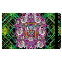 The Most Beautiful Planet Is Earth On The Sky Apple Ipad Pro 9 7   Flip Case