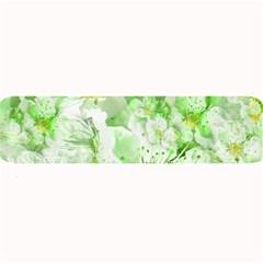 Light Floral Collage  Large Bar Mats