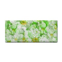 Light Floral Collage  Cosmetic Storage Cases
