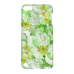 Light Floral Collage  Apple Ipod Touch 5 Hardshell Case