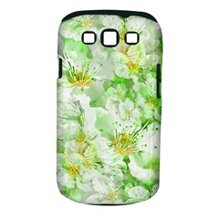 Light Floral Collage  Samsung Galaxy S Iii Classic Hardshell Case (pc+silicone)