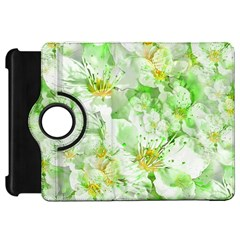 Light Floral Collage  Kindle Fire Hd 7