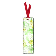 Light Floral Collage  Small Book Marks