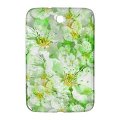 Light Floral Collage  Samsung Galaxy Note 8 0 N5100 Hardshell Case