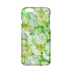 Light Floral Collage  Apple Iphone 6/6s Hardshell Case