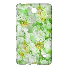 Light Floral Collage  Samsung Galaxy Tab 4 (7 ) Hardshell Case