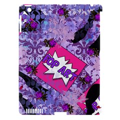 Purlpe Retro Pop Apple Ipad 3/4 Hardshell Case (compatible With Smart Cover)