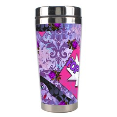 Purlpe Retro Pop Stainless Steel Travel Tumblers