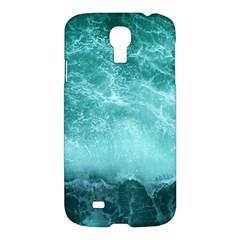 Green Ocean Splash Samsung Galaxy S4 I9500/i9505 Hardshell Case
